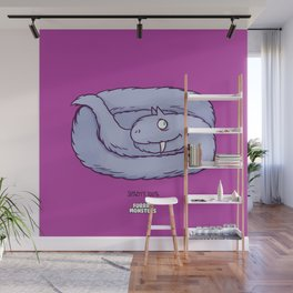 Slitherry Tooth Wall Mural