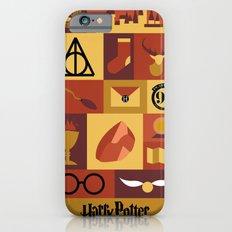 Potter Slim Case iPhone 6s