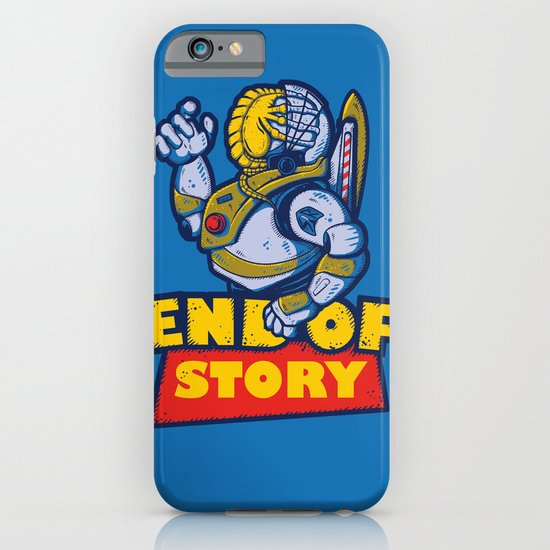 END OF STORY iPhone & iPod Case
