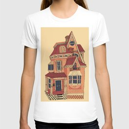 Victorian House T-shirt