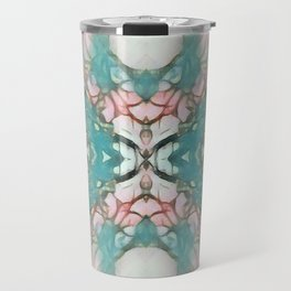 Pastel Thorns - Psychedelic Summer Series by iDeal Travel Mug