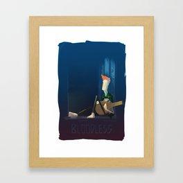 Bloodless Framed Art Print
