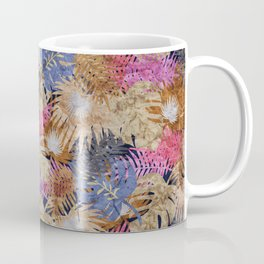 Tropical Leaves #06 Coffee Mug