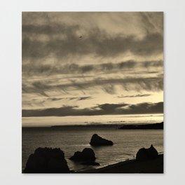 Algarve Sunset Canvas Print