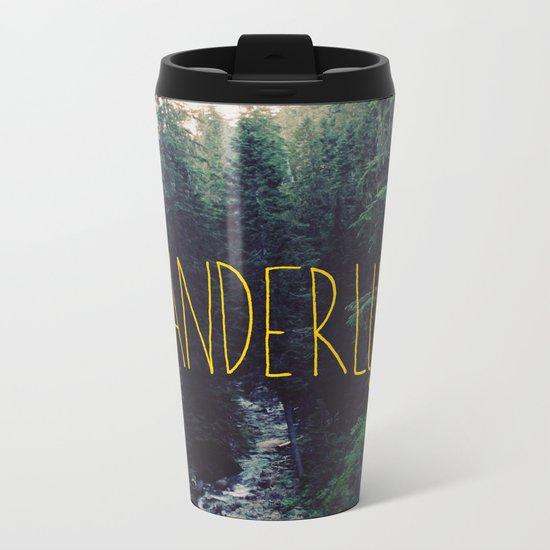 Wanderlust: Rainier Creek Metal Travel Mug
