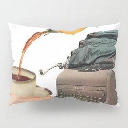 Bibliograph Pillow Sham