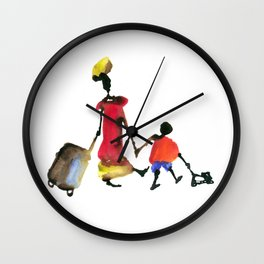 A new home Wall Clock