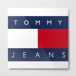 tommy jeans Metal Print