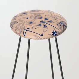SUMMER Counter Stool