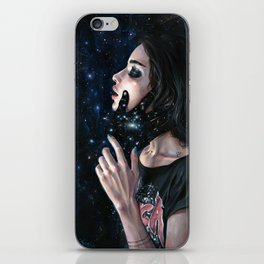 Gravity Trance iPhone Skin