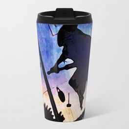 Ninja Attack Travel Mug