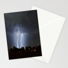 Lightning Triple Play Stationery Cards
