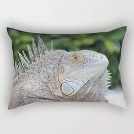 Iguana Rectangular Pillow