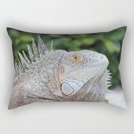 Iguana Rectangular Pillow
