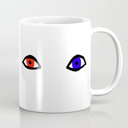 COLOR EYES Coffee Mug