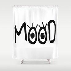Mood #3 Shower Curtain