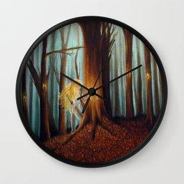 Mannaz Wall Clock