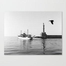 Mediterranean Journey Canvas Print