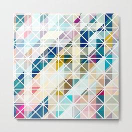 Triangle No. 3 Metal Print