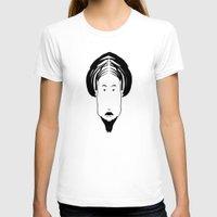 asian T-shirts featuring Asian Guru by EYE ECHO