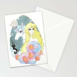 The Last Stationery Cards