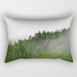 Misty Fjords  Rectangular Pillow