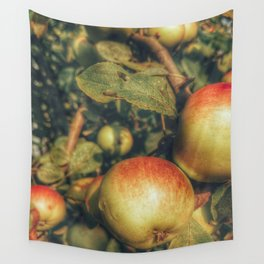 Apple taters Wall Tapestry