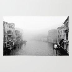Fog in Venice Rug
