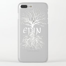 Erin - Tree of Life Clear iPhone Case
