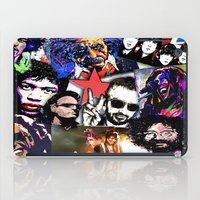 infamous iPad Cases featuring Infamous by FEENNX
