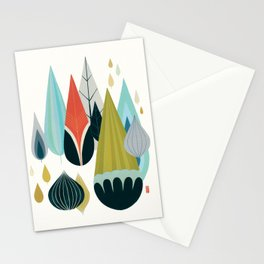 Mod Drops Stationery Cards