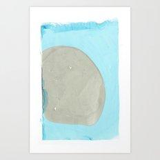 MRBLE 3 Art Print