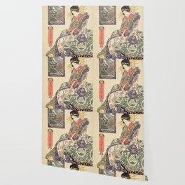 Geisha women Wallpaper