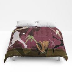 Softball Comforters
