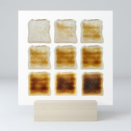 How Do You Like Your Toast Done Mini Art Print