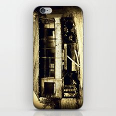 once a home II iPhone & iPod Skin