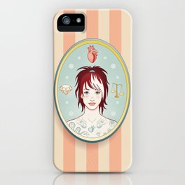 Truth, Love, Beauty iPhone Case