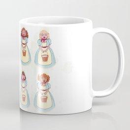 8th Day of Christmas Coffee Mug