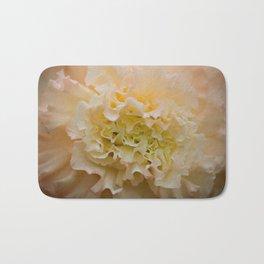 Begonia Ruffle Bath Mat