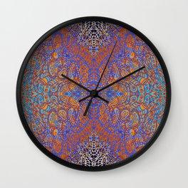 Mehndi Ethnic Style G350 Wall Clock