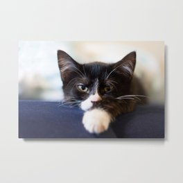To tired to adult Metal Print