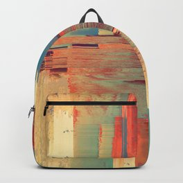 Pixel Sorting 69 Backpack