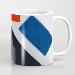 Kazimir Severinovich Malevich - Stroyuschiysya Dom - Digital Remastered Edition Coffee Mug