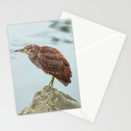 Young Heron Stationery Cards