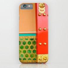 Red Door in the Forbidden City iPhone 6s Slim Case