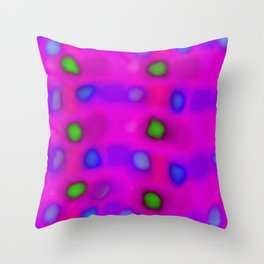 stain on my heart Throw Pillow