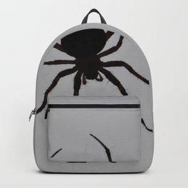 Orb Weaver Silhouette Backpack