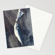 At the Bottom of the Sea Stationery Cards