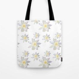 Lily Daffodil Tote Bag