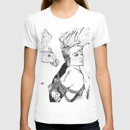 Kinbaku Shibari T-shirt